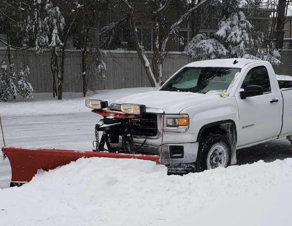 Professional Snow Removal Edgemont PA